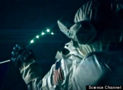 Comandante da Estação Espacial Internacional também viu OVNIs 1