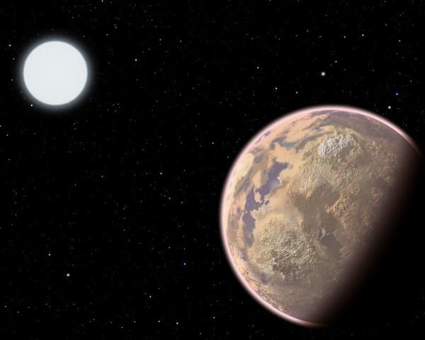 Planeta-similar-a-Terra-concepção-artística