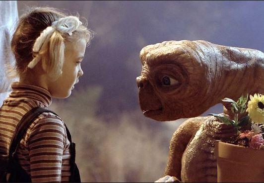 se nos deparássemos com os alienígenas