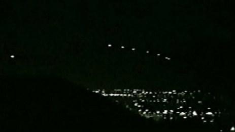 As luzes de Fênix, Arizona - EUA.