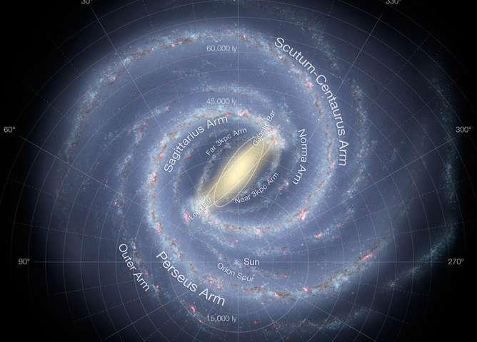 Abre alas Via Láctea! Galáxias elípticas são as mais habitáveis no Universo