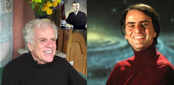 Brian O'Leary e Carl Sagan02