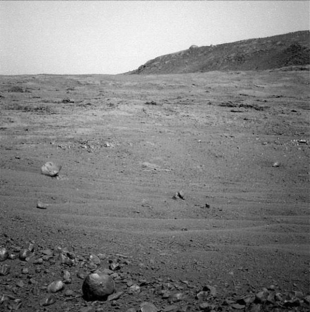 Cúpula em Marte 2