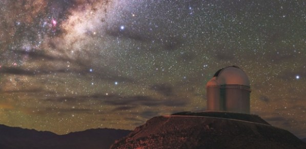 Descoberta foi realizada com o telescópio do Observatório Europeu do Sul, em La Silla, no Chile
