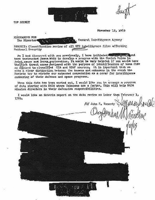 Carta de Kennedy