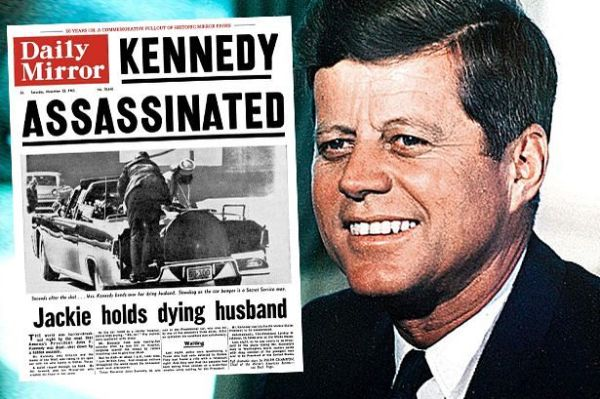 Kennedy assassinado