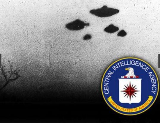 OVNIs CIA