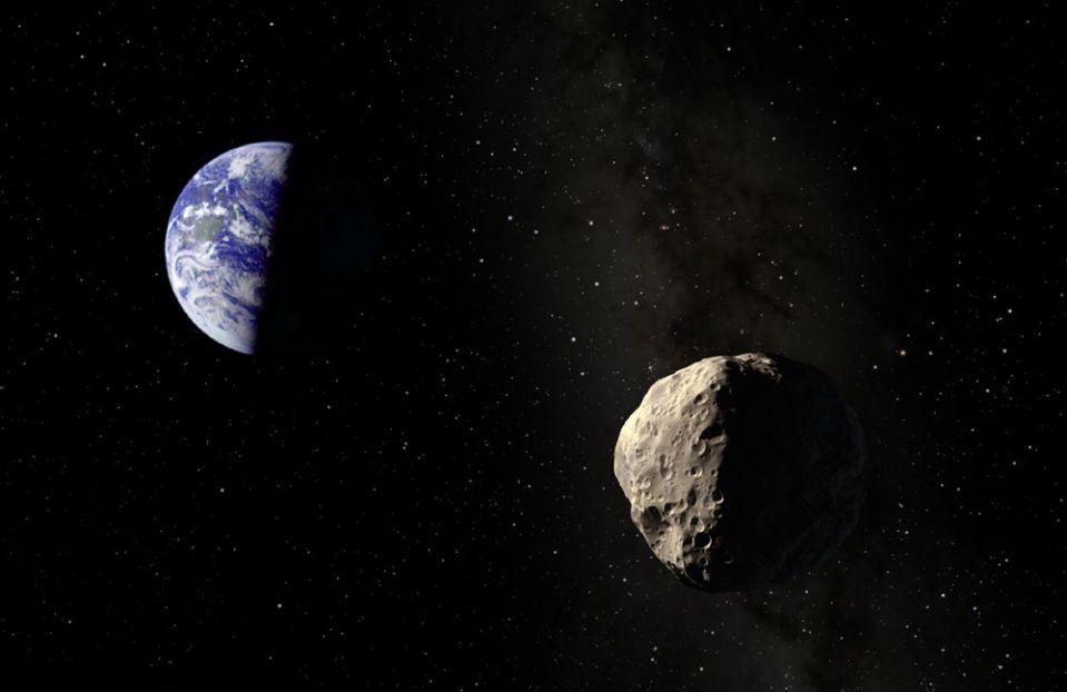 Asteroide com nome do deus da destruição