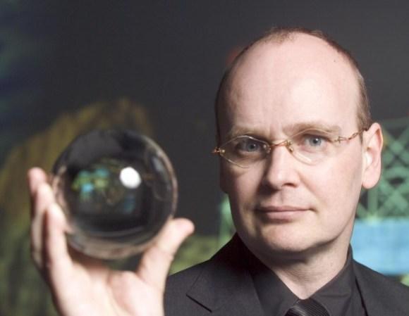 Futurólogo Dr. Ian Pearson