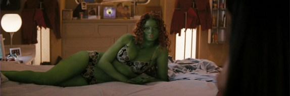 alienígena sexy