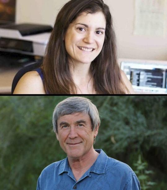 Dra. Walker e Dr. Davis