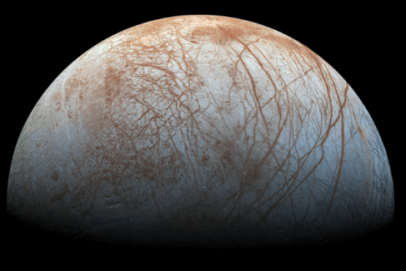 Europa-lua-de-Júpiter