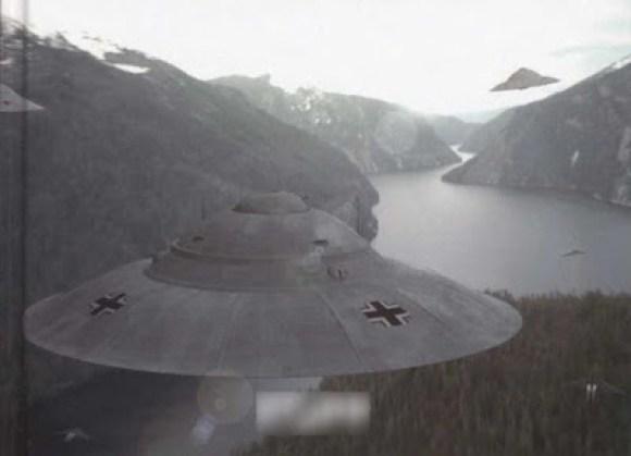 nazi ufo operation highjump