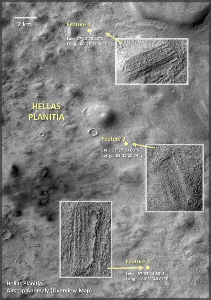 Sim, Marte já teve uma civilização, e a prova pode estar aqui