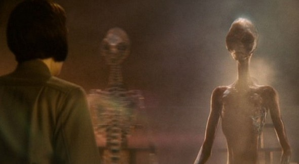 possíveis cenários de contato com alienígenas