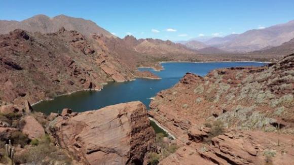 Laguna de Brealito, lugar de vários fenômenos paranornais