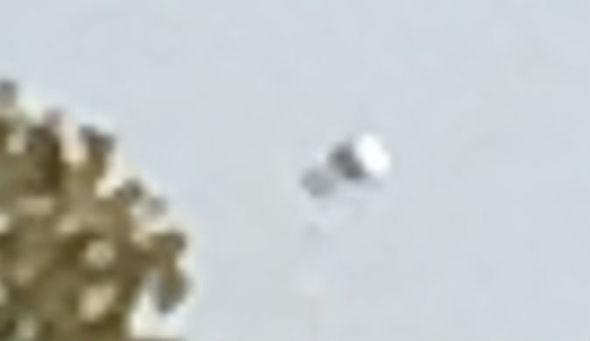 OVNI UFO inexplicável