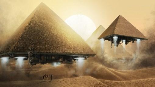 Os alienígenas estiveram conosco no passado