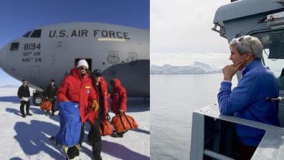 Anúncio iminente de ruínas de civilização futurística encontradas na Antártica 3