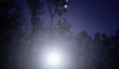 OVNI Luz em Neuquén, Argentina