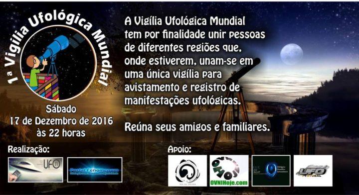 vigília ufológica mundial