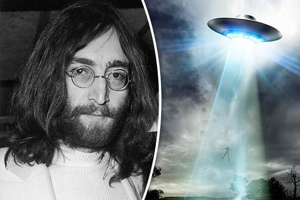 No aniversário da morte de John Lennon, notícias sobre seu avistamento de OVNIs volta à Internet 1