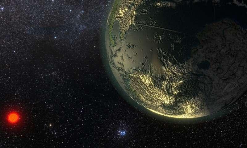 Equipe de astrônomos faz da caçada por exoplanetas um esforço em grupo 1