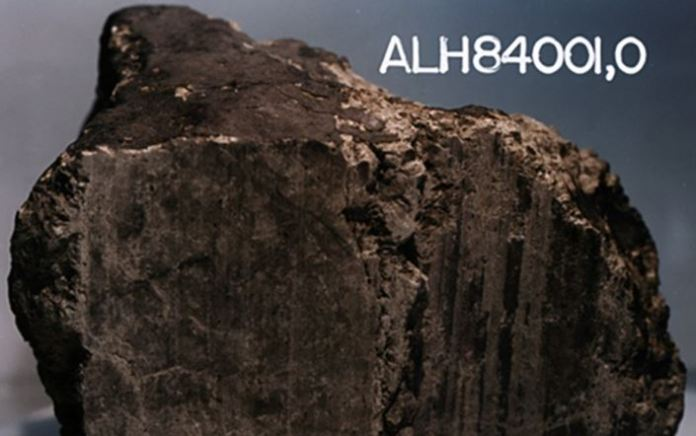 meteorito marciano