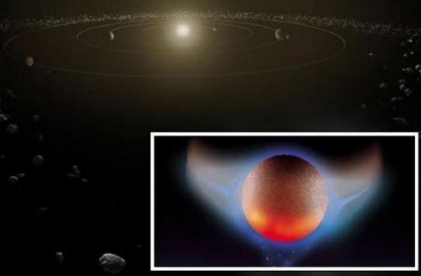 começam a procurar pelo Planeta X