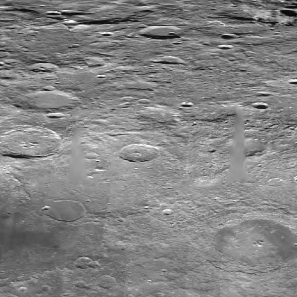 A NASA sabia sobre estruturas alienígenas na Lua e estas fotos são prova disso 3