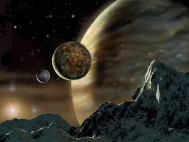 vida extraterrestre em Europa, Lua de Jùpiter