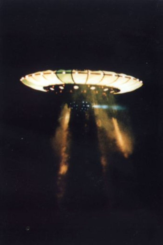 incríveis fotos de OVNI