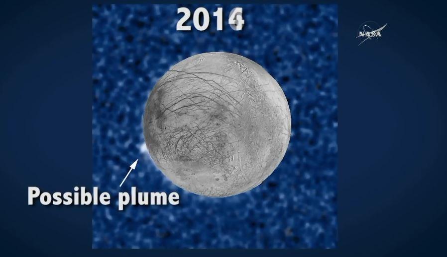 Conferência de imprensa da NASA indica que pode haver vida fora da Terra 3