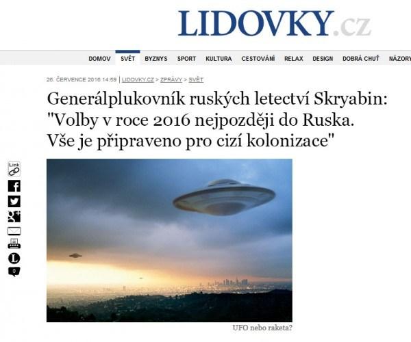 Tudo está pronto para uma colonização alienígena na Terra, diz militar russo 2