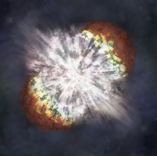 Mistério cósmico inexplicável: Teriam os extraterrestres visitado a Terra em 744 D.C., ou foi algo diferente? 3