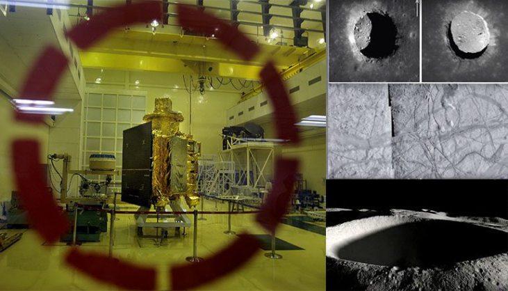 seriam estes túneis prova de presença alienígena na Lua?