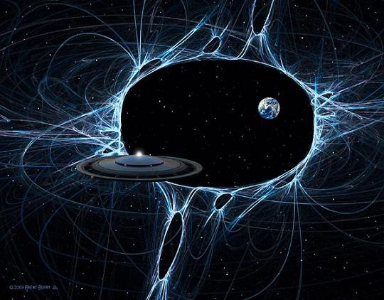 desacobertamento da realidade extraterrestre