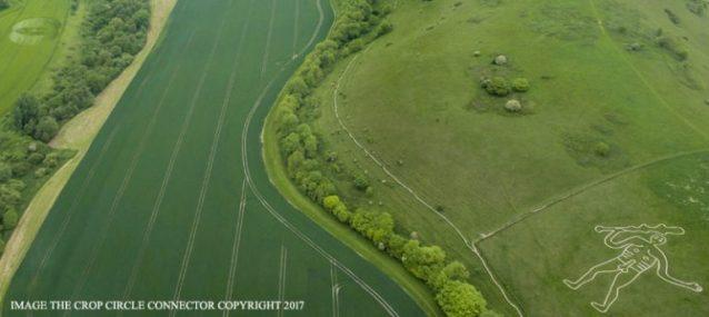 Novo agroglifo na Inglaterra pode estar conectado ao massacre de Manchester 3