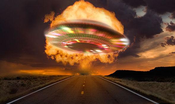 contato com alienígenas