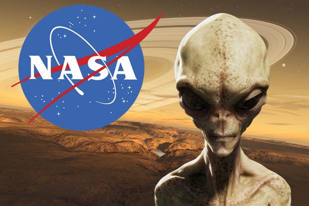 Teria NASA encontrado alienígenas