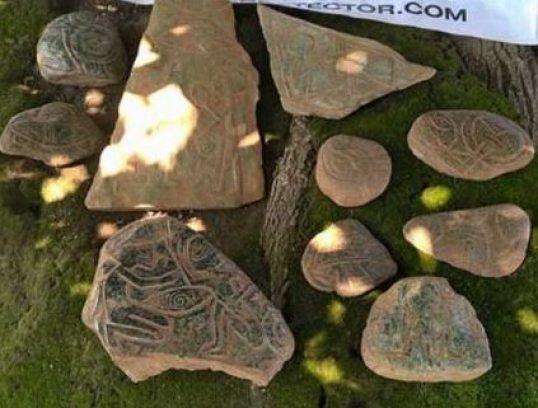 Possíveis provas do contato alienígena estão sendo ignoradas por arqueólogos 2