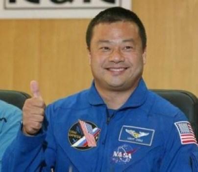 comandante da Estação Espacial Internacional
