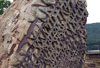 rocha misteriosa