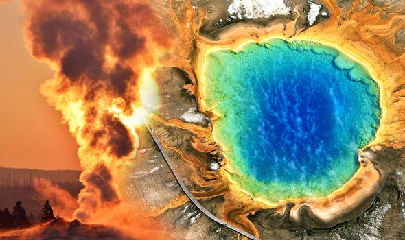 Veja o que aconteceria se o Supervulcão do Parque Yellowstone entrasse em erupção 1