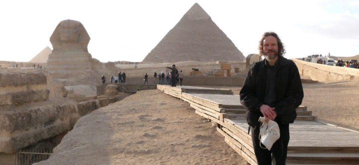 Teria sido Enoque responsável pela construção da Grande Pirâmide do Egito, com ajuda extraterrestre? 4