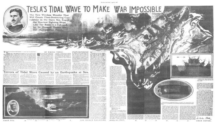 As profecias de Nikola Tesla sobre o futuro da humanidade 3