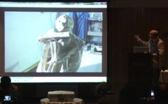múmias anômalas de Nazca