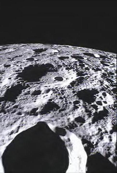 Poderia um segredo estar escondido no lado oculto da Lua? 3