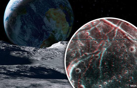 Poderia um segredo estar escondido no lado oculto da Lua? 1