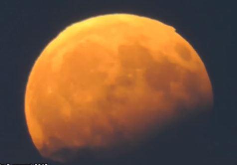"""Eclipse lunar deste final de semana gera """"novas"""" profecias do fim do mundo"""